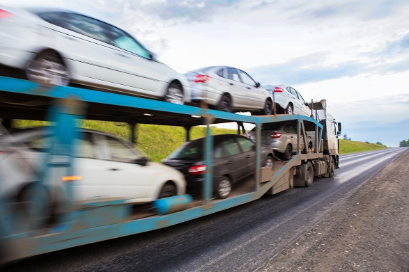 Transport samochodów Białystok