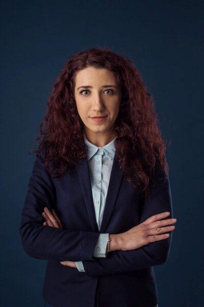 dr Marta Czech